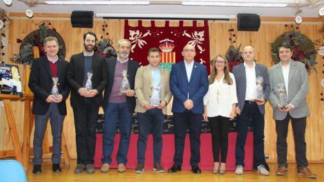 Presentación Reyes Magos 2019 en San Vicente