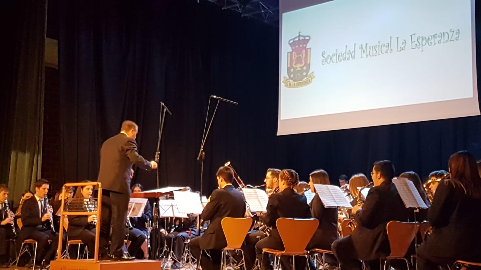 Clausura de XXXVI Semana Musical en honor a Santa Cecilia